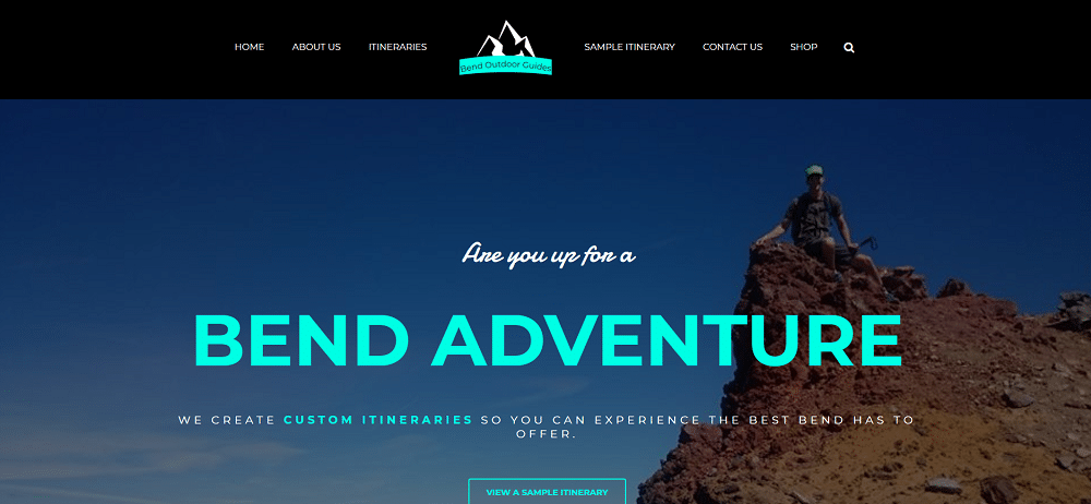 Bend Outdoor Guides