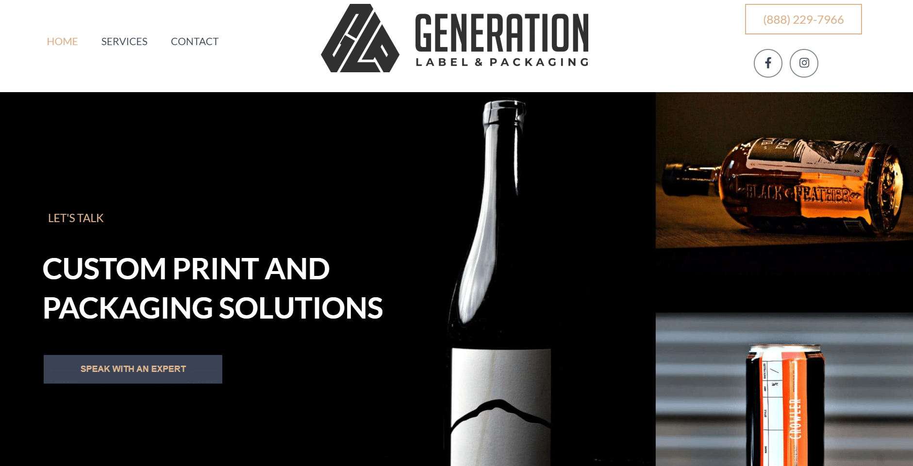 generation label