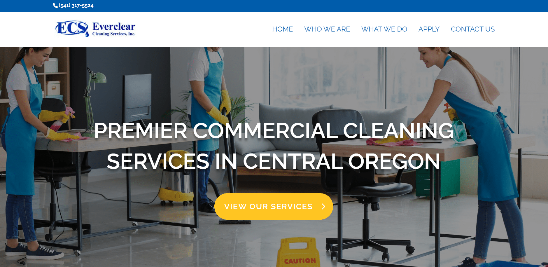 everclear cleaning services